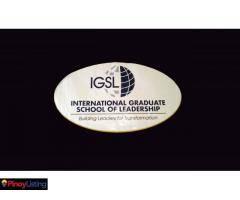 International Graduate School of Leadership, Philippines