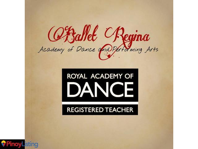 Ballet Regina, Philippines
