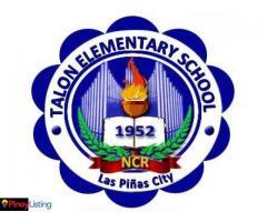 Talon Elementary School, Las Pinas City, Philippines