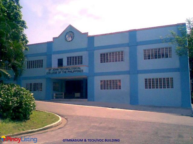 St. John Technological College of the Philippines (SJTCP)