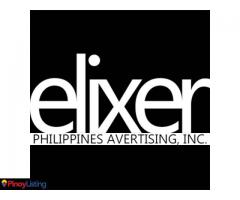 Elixer Advertising Philippines Davao City