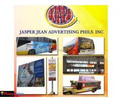 Jasper Jean Advertising Philippines Inc -Transit Advertising