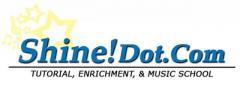 Shine Dot Com Tutorial, Enrichment, & Music School