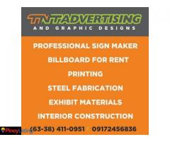 Tnt Advertising & Graphic Designs