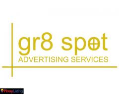 Gr8 Spot Advertising Services