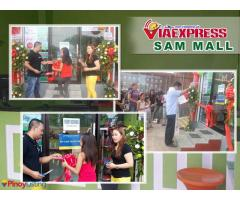 Viaexpress Ticketing,Bills Payment Center,Franchising 2016, Top Business