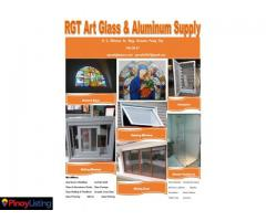 RGT Art Glass and Aluminum Supply