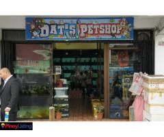 Dat's Pet Shop