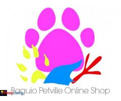 Baguio Petville Online Shop