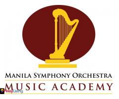 Manila Symphony Orchestra Music Academy