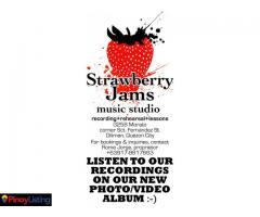 Strawberry Jams Music Studio