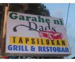 garahe ni dad's grill