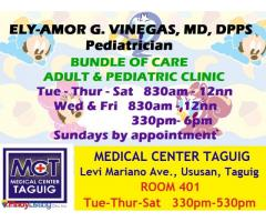 Bundle of Care Adult and Pediatric Clinic