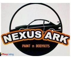 Nexus Ark Paint & Bodykits