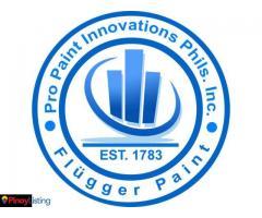 Flugger Paints-Pro Paint Innovations Philippines Inc.