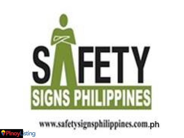 Safety Signs Philippines