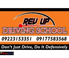 Rev Up Driving School