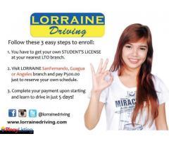 Lorraine Driving School