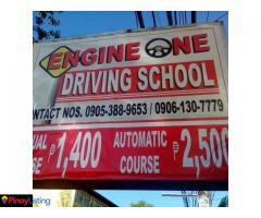 Engine One Driving School