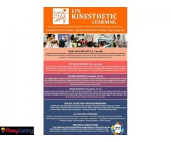 LFN Kinesthetic Learning