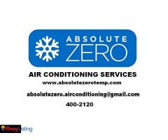 Absolute Zero Air Conditioning Services