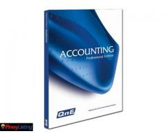 QNE Accounting and Payroll Software with FREE DEMO