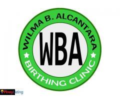 Wilma B. Alcantara Birthing Clinic