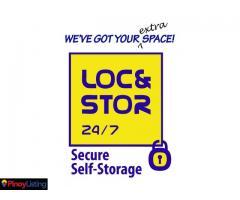 Loc & Stor 24/7 World-Class Self Storage Facility
