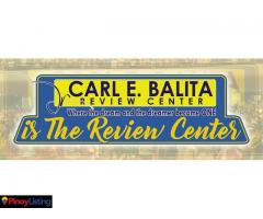 Carl E. Balita Review Center