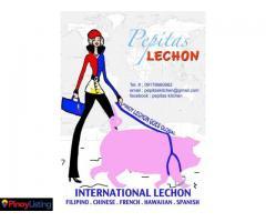 Lechon Degustacion at Pepita's Kitchen