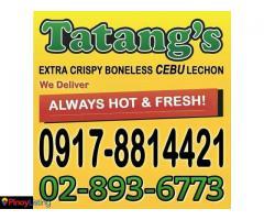 Tatang's BF Homes Boneless Cebu Lechon