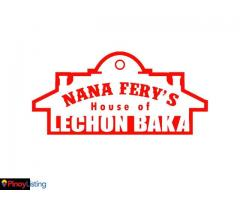 Nana Fery's House of Lechon Baka