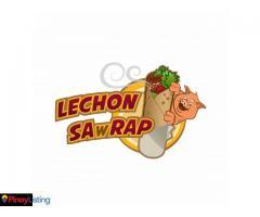 LECHON SAwRAP