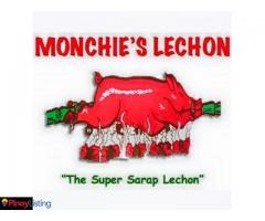 """Monchie's Lechon """"The Super Sarap Lechon"""""""