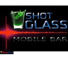 Shotglass Mobile Bar