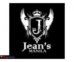 Jean's Manila Restaurant & Bar