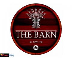 The Barn by Tipsy Pig