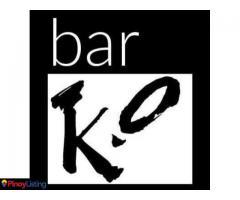 Bar K.o