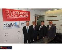 Custodio, Cruz, Puno and Camara Law Offices