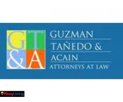 Guzman Tanedo & Acain Law Offices