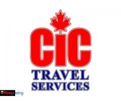 CIC Travel Services Manila
