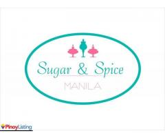 Sugar and Spice Manila