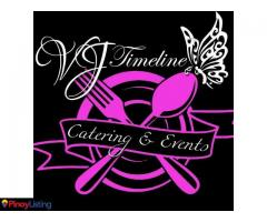 VJ Timeline Catering & Weddings