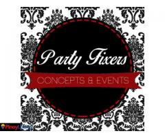 Party Fixers Concepts and Events
