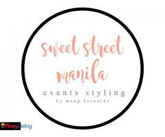 Sweet Street Manila