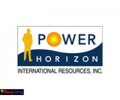 Power Horizon International Resources Inc.