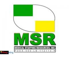 Medical Staffing Resources, Inc.