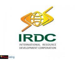 International Resource Development Corp. - IRDC