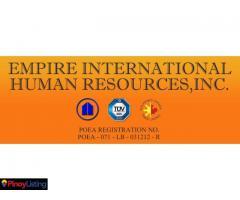 Empire International Human Resources, Inc.