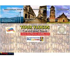 Ilocos tour experience